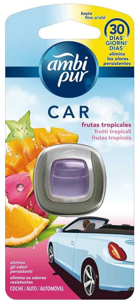 Image of Ambi Pur Car Usa&Getta Frutti Tropicali 2 ml 8001090245342