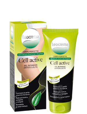 Image of Leocrema Cell Active Gel Intenso Anticellulite 200 ml 8008970323916