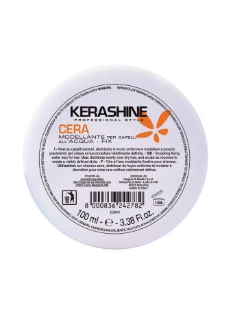 Image of Kerashine Cera Modellante allAcqua No fix 100 ml 8000836242782