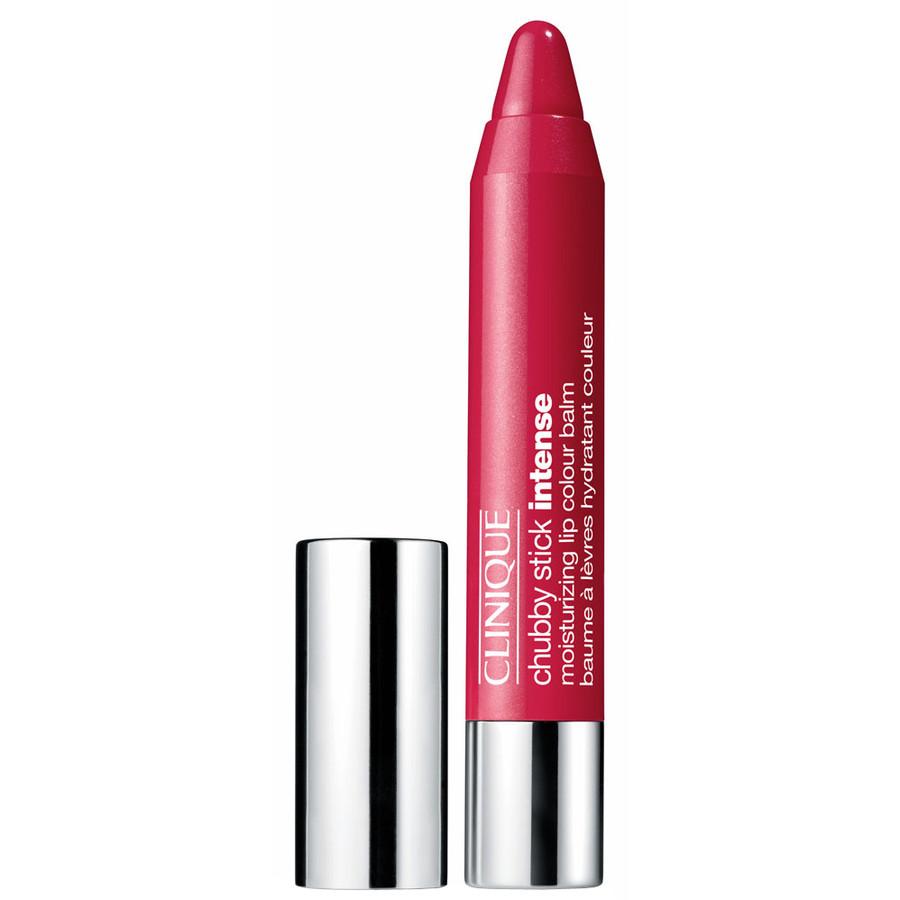 Image of Clinique Chubby Stick Intense Moisturizing Lip Colour Balm - Balsamo Colorato 03 Mightiest Marachino 0020714602055