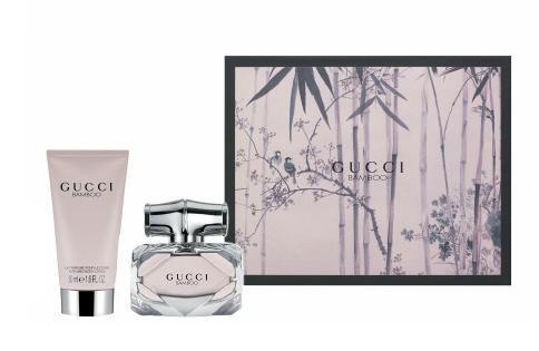 Image of Gucci Cofanetto Gucci Bamboo Donna - Eau de Parfum 30 ml + Crema Corpo 50 ml 8005610474519