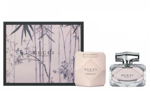 Image of Gucci Cofanetto Gucci Bamboo Donna - Eau de Parfum 50 ml + Crema Corpo 100 ml 8005610474540
