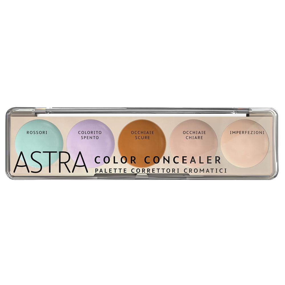 Image of Astra Color Concealer - Palette Correttori Cromatici 8057018245741
