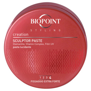 Image of Biopoint Creation Sculptor Paste - Pasta Lucidante Fissaggio Extra Forte 100 ml 9999910389729