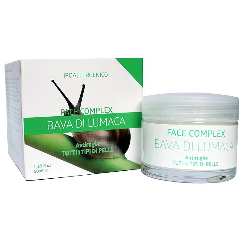 Image of Face Complex Crema Antirughe Bava di Lumaca 50 ml 8033433000080