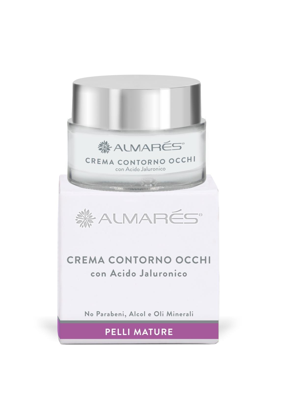 Image of Almarés Crema Contorno Occhi 30 ml