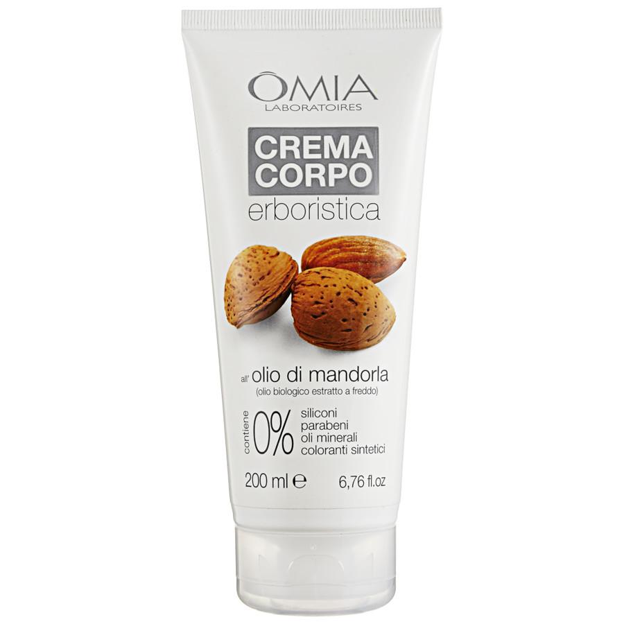 Image of Omia Crema Corpo Olio di Mandorla 200 ml 8021983411340