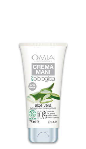 Image of Omia Crema Mani Aloe Vera 75 ml