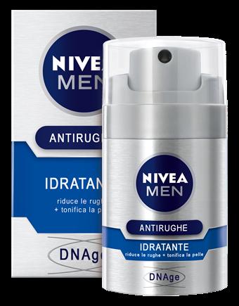 Image of Nivea Crema Per Il Viso Antirughe For Men Dnage 50 Ml 4005808207022