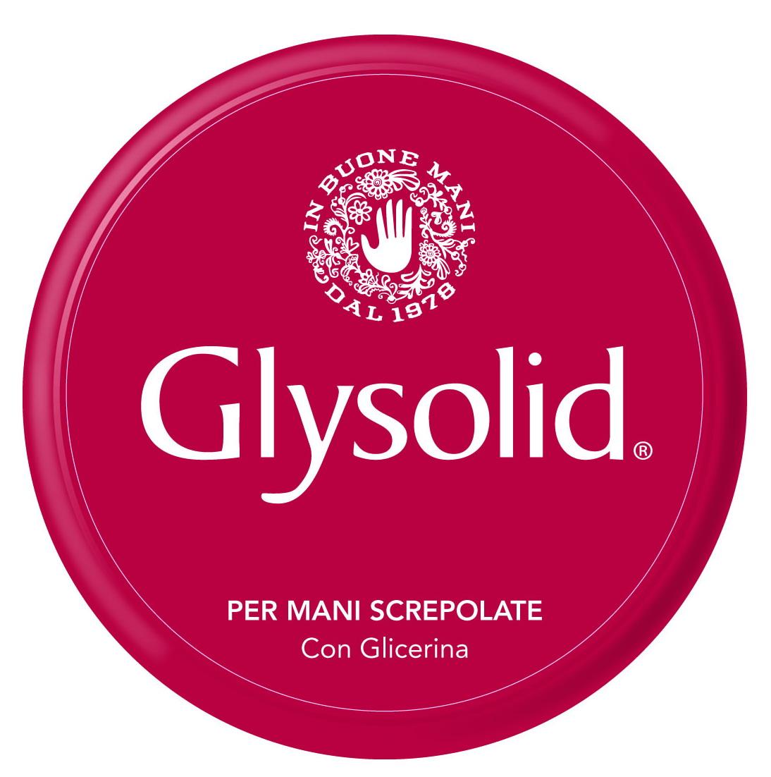Image of Glysolid Crema Per Le Mani Screpolate Alla Glicerina Barattolo 200 Ml 9999932130149