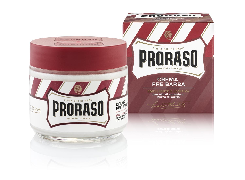 Image of Proraso Crema Pre Barba Emolliente e Lenitiva 100 ml 8004395001224