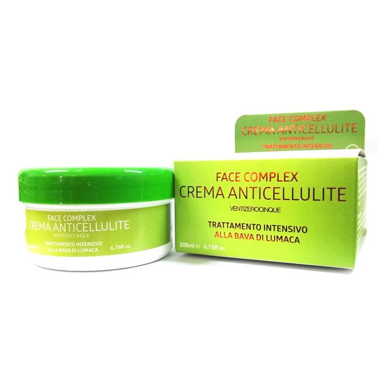 Image of Face Complex Crema anticellulite alla bava di lumaca 200 ml 8033433007058