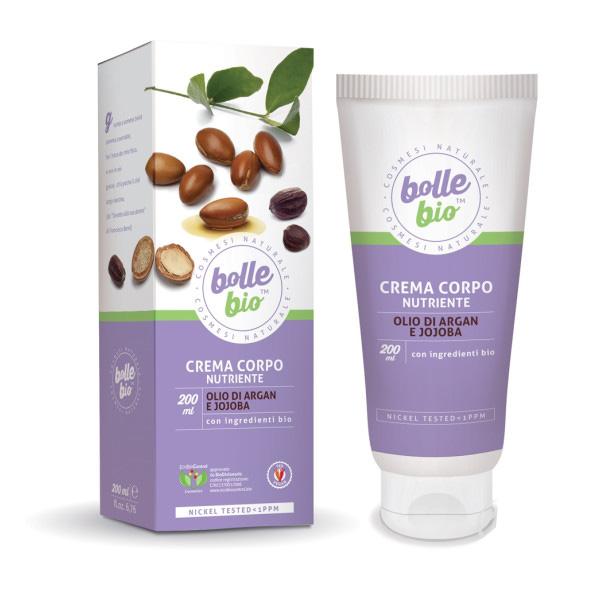 Image of Bolle Bio Crema corpo Nutriente Argan 200 ml 8032649453574