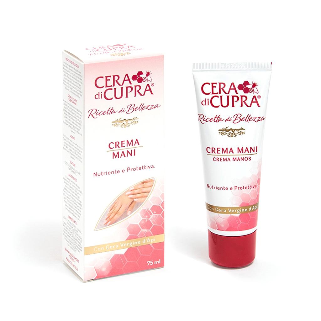Image of Cera di Cupra Crema mani Ricetta di Bellezza - 75 ml 8002140050978