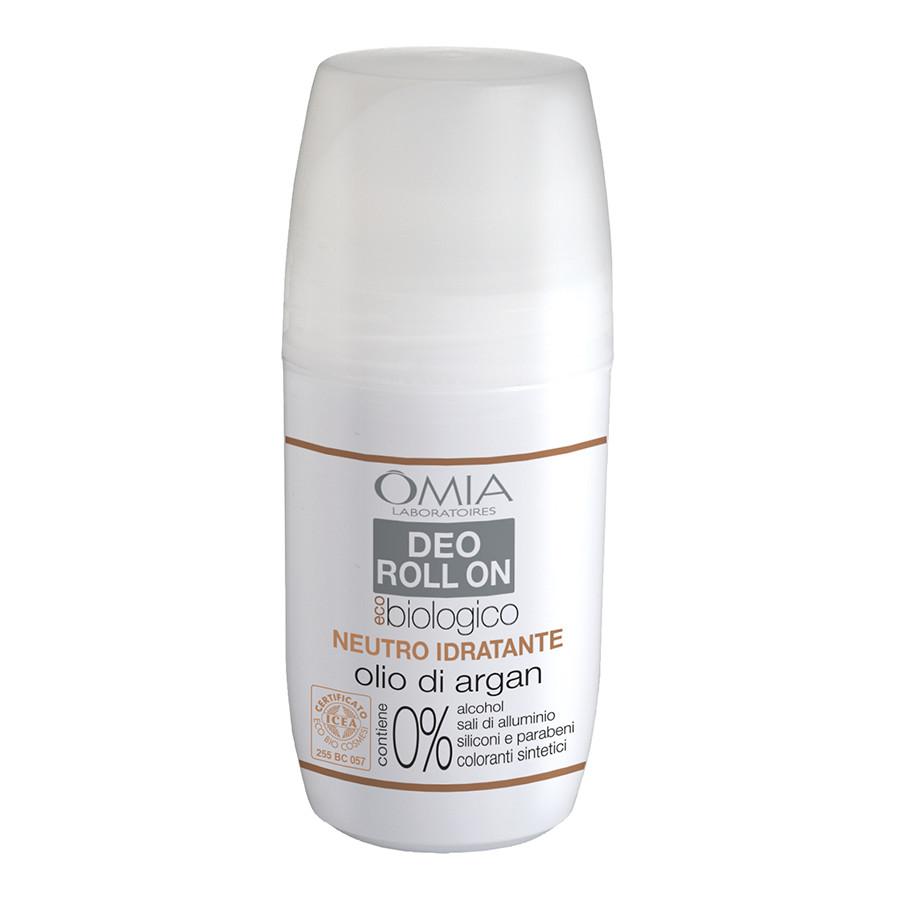 Image of Omia Deo Roll On Olio di Argan - Deodorante 50 ml 8021983811058