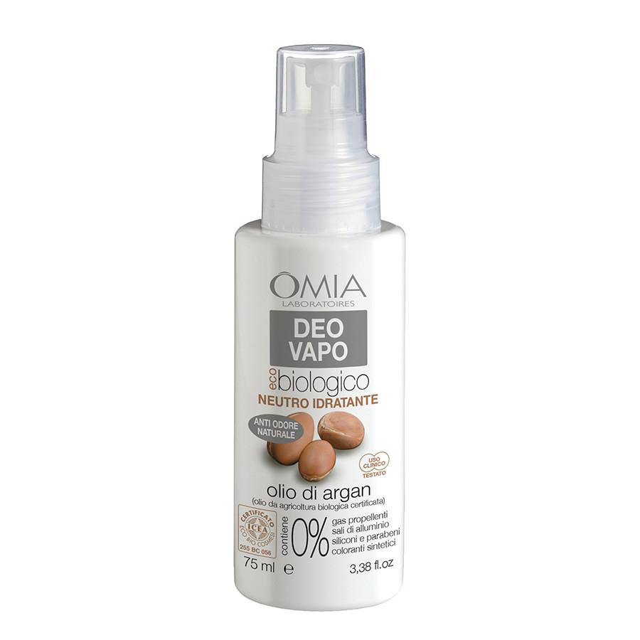 Image of Omia Deo Vapo Olio di Argan - Deodorante 75 ml 8021983811027