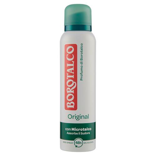 Image of Borotalco Original - deodorante spray 150 ml 8002410043471