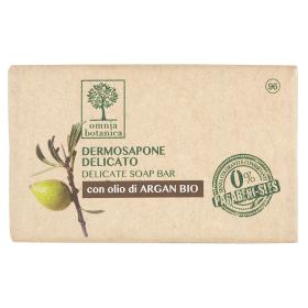 Image of Omnia Botanica Dermosapone Delicato con olio di Argan Bio 100 g 8051411538622