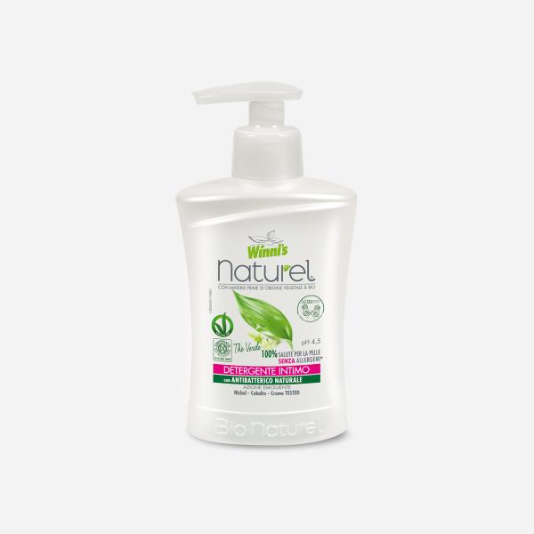 Image of Winni´s Naturel Detergente Intimo Thè Verde 250 ml 8002295084026