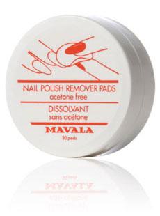 Image of Mavala Disque Dissolvant - 30 Dischetti Levasmalto 7618900916265