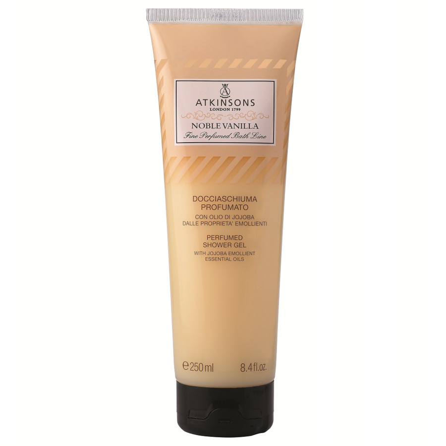 Image of Atkinsons Docciaschiuma Noble Vanilla 250 ml 8002135122734