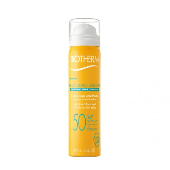 Image of Biotherm Eau Solaire Hydratant SPF50 75ml 3614272238671
