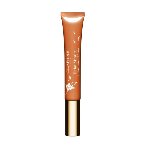 Image of Clarins Eclat Minute Embellisseur Lèvres - Gloss 11 Orange Shimmer 3380810059434