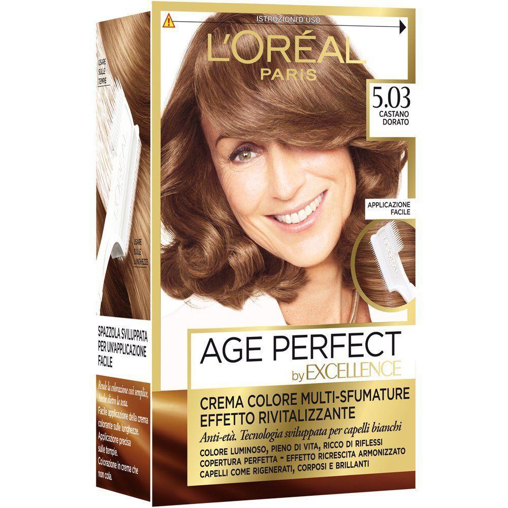 Excellence creme crema colorante 5.03 castano dorato 550ba6ca5a3d