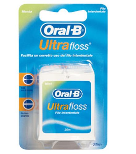 Image of Oral-B Filo Interdentale Ultra Floss 25 Mt 5099457001154