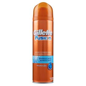 Image of Gillette Fusion Gel Rinfrescante 200 ml 7702018073382