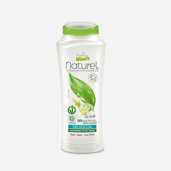 Image of Winni´s Naturel Gel Doccia Thè Verde 250 ml 8002295084309