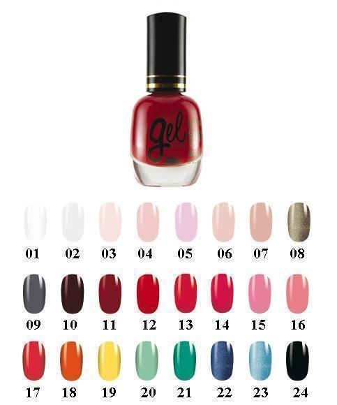 Image of Astra Gel Effect - Smalto 12 Rouge Passion 8051070225581