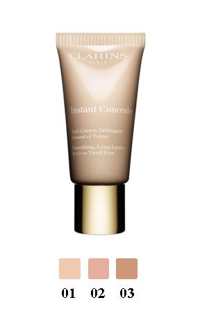 Image of Clarins Instant Concealer - Correttore 01 3380814057115