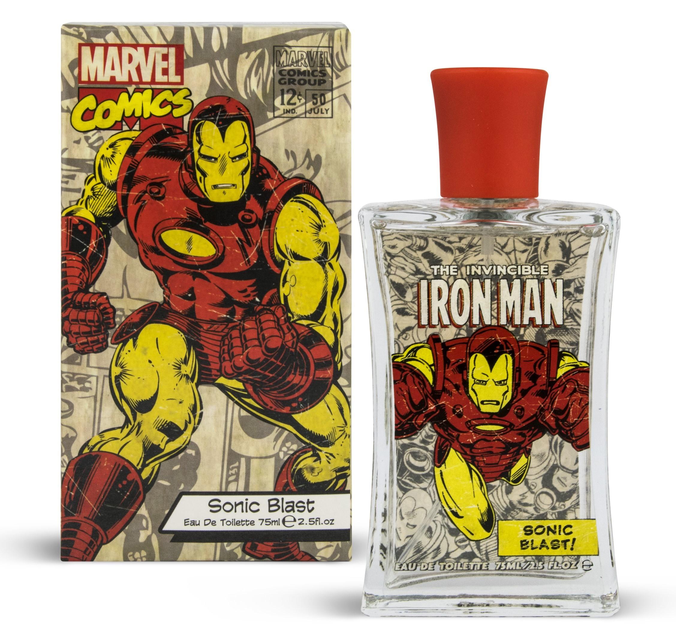 Image of Disney Iron Man - Eau de Toilette 75 ml 5013692228466