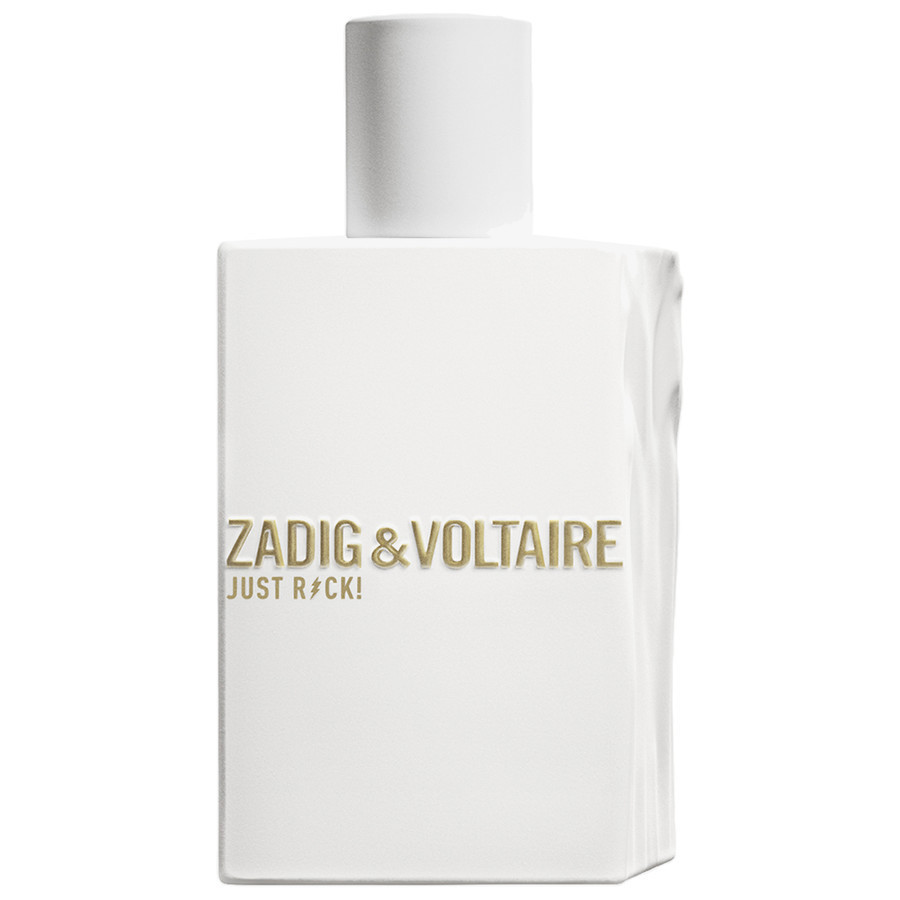 zadig voltaire just rock pour elle eau de parfum 50 ml. Black Bedroom Furniture Sets. Home Design Ideas