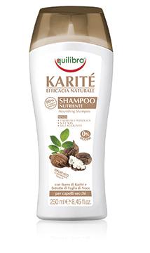 Image of Equilibra Karitè Shampoo Nutriente 250 ml 8000137013418