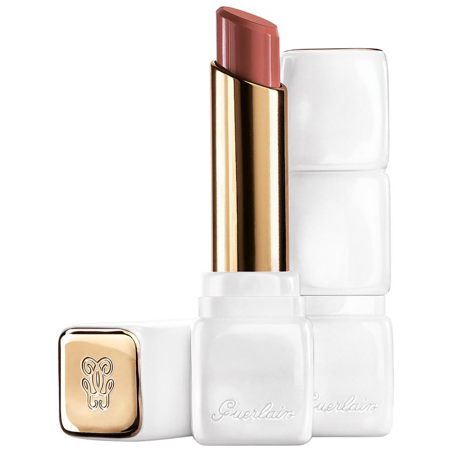 Image of Guerlain Kiss Kiss Rose Lip - Balsamo Labbra 372 Chick Pink 3346470419889