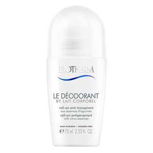 Image of Biotherm Lait Corporel Deo Roll-on 75 ml 3614271548351