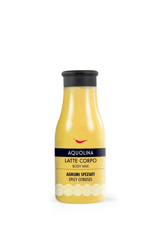Image of Aquolina Latte Corpo Idratante Agrumi Speziati 250 ml 8004995636673