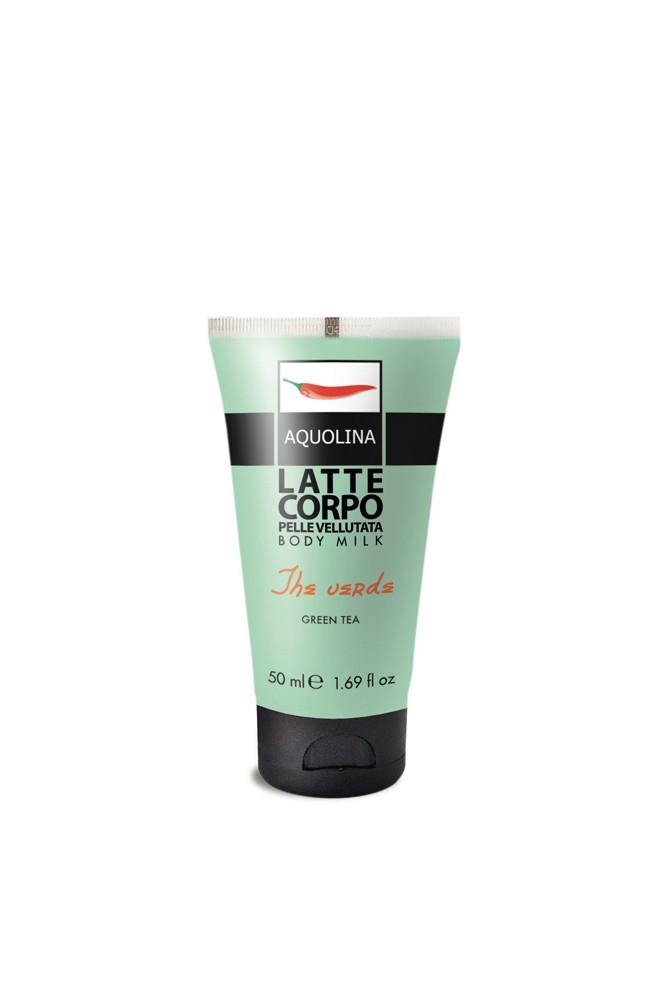 Image of Aquolina Latte Corpo Pelle Vellutata The Verde 50 ml