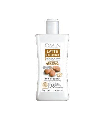 Image of Omia Latte Detergente Argan 200 ml 8021983810556