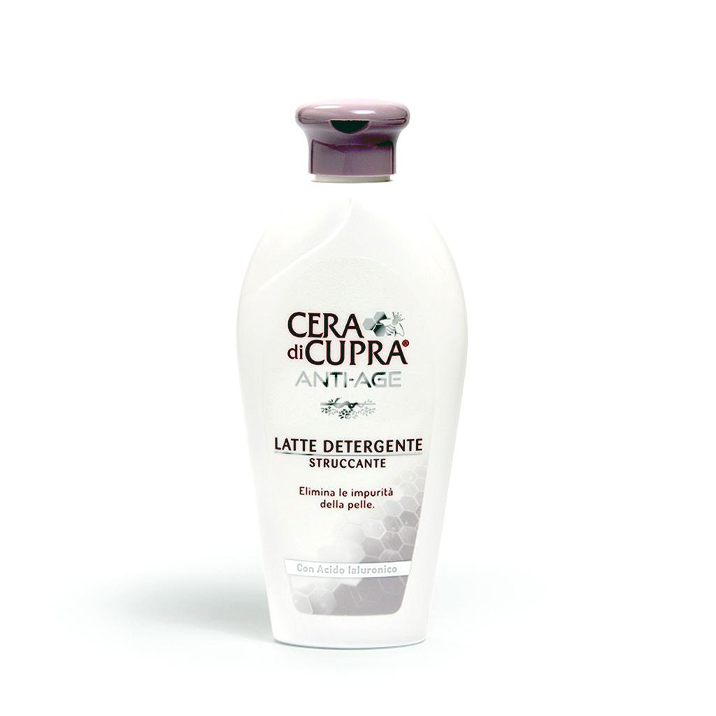 Image of Cera di Cupra Latte Detergente Struccante 200 ml 8002140051968