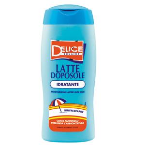 Image of Delice Solaire Latte Doposole Idratante 250 ml 8004120040900