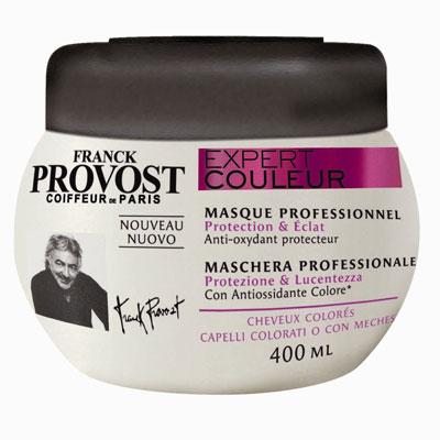 Image of Franck Provost Maschera Per Capelli Expert Couleur Professionale Per Capelli Colorati O Con Meches 400 Ml 3600550190809