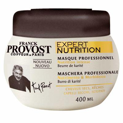 Image of Franck Provost Maschera Per Capelli Expert Nutrition Professionale Per Capelli Secchi O Sciupati 400 Ml 3600550190823