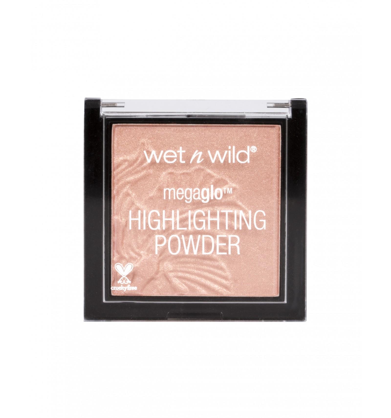Image of wet n wild Mega Glow highligh. Powder E321B 4049775532121