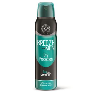 Image of Breeze Men Dry Protection 48h - Deodorante Spray 150 ml 8003510023882