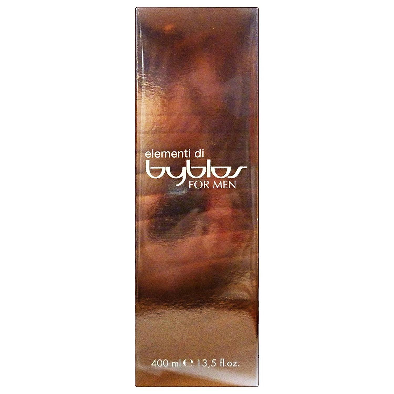 Image of Byblos Metal Sensation for Men Shampoo Shower Gel 8007033788242