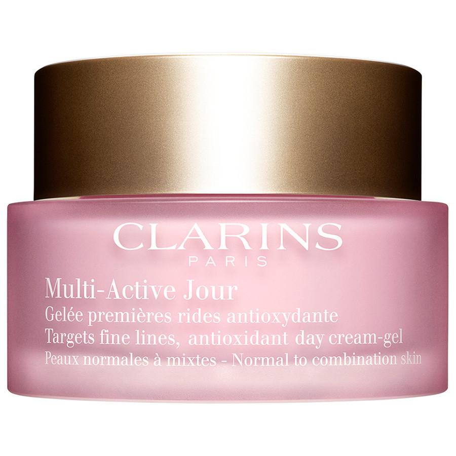 Image of Clarins Multi-Active Jour Gelée - Gel-Crema Viso Prime Rughe Pelli da Normali a Miste 50 ml 3380810045215