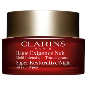 Image of Clarins Multi-Intensive - Crema Antietà Notte Multi Intensiva Tutti i tipi di Pelle 50 ML 3380811097107